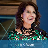 Anne K. Ream at Soroptimist